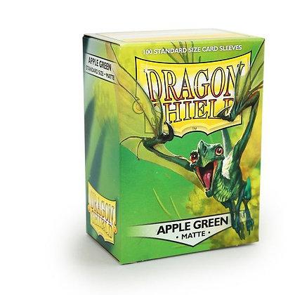 Dragon Shield Apple Green Matte