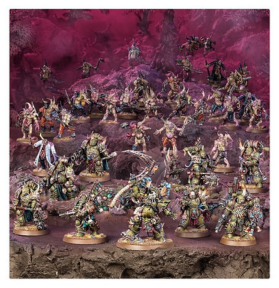 Combat Patrol Death Guard