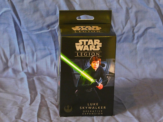 Star Wars Legion Luke Skywalker