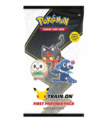 Pokemon TCG Partner Pack Alola
