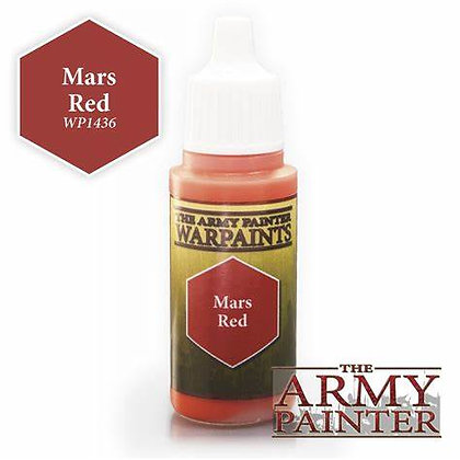 Army Painter Mars Red