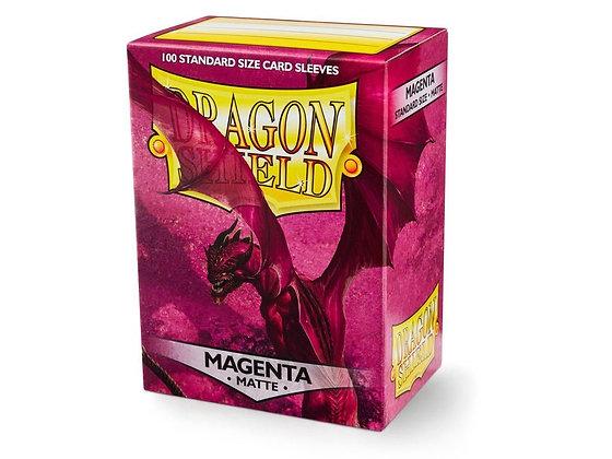 Dragon Shield Magenta Matte