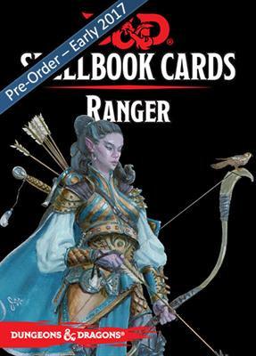 D&D Spell Book Cards: Ranger Deck