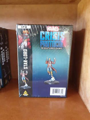 Marvel Crisis Protocol Starlord
