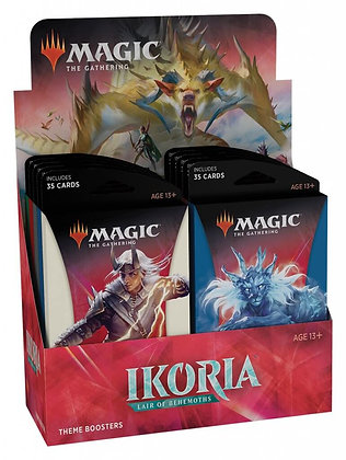 Magic The Gathering Ikoria Lair of Behemoths Theme Boosters