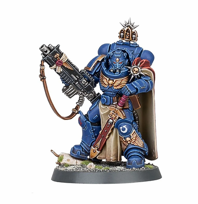 Space Marines Primaris  Captain with Master crafted heavy bolt rifle