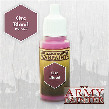 Army Painter Orc Blood