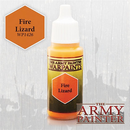 Army Painter Fire Lizard