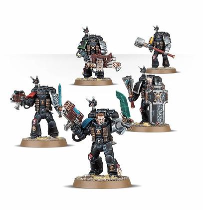Deathwatch Veterans/Killteam