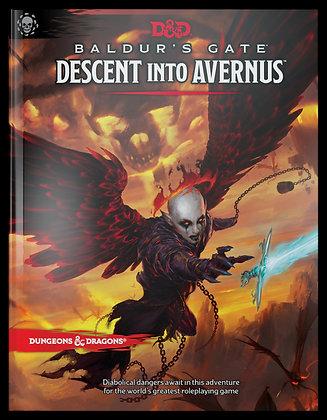 D&D Baldur's Gate - Descent into Avernus