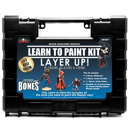 Bones Layer Up Paint Set