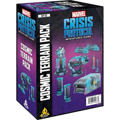 Marvel Crisis Protocol Cosmic Terrain Pack
