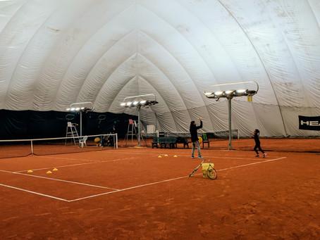 Reprise totale des écoles de tennis et de compétition!