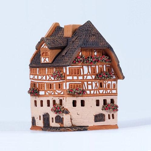 керамический домик,OvLGroup, керамический домик ручной работы , купить керамический домик .игрушечный домик,