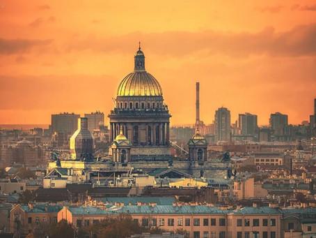 Петербург для туристов .           Petersburg for tourists.