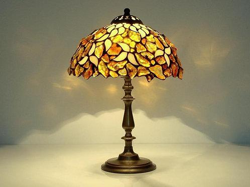 уникальная лампа ручной работы, лампа в стиле Тиффони, купить лампу в стиле тиффони, купить лампу ручной работы,OvLGroup,