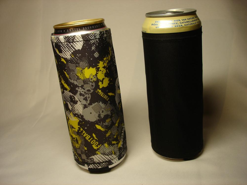 купить красивый чехол на банку, чехол на банку ручной работы, нужный аксессуар летом, чем заменить бумажный пакет под пиво, чехол на банку пива,