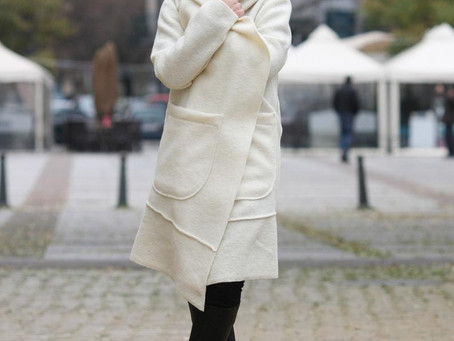 Innovations in author's clothing for this autumn especially for women