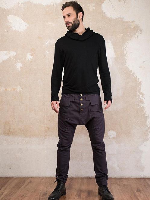 Авторские узкие брюки | Ручная работа | Германия