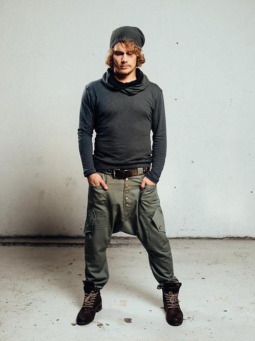 Мужские брюки-карго | Ручная работа | Германия