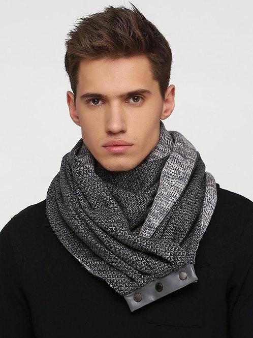 купить шерстяной шарф ручной работы, авторский шарф из шерсти, шарф, стильный шарф, необычный шарф,