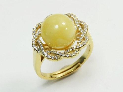что подарить девушке,что подарить маме, что подарить жене, купить кольцо с янтарём,OvLGroup,