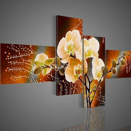 модульная картина, интерьерная картина , купить модульную картину ручной работы ,масло,холст .
