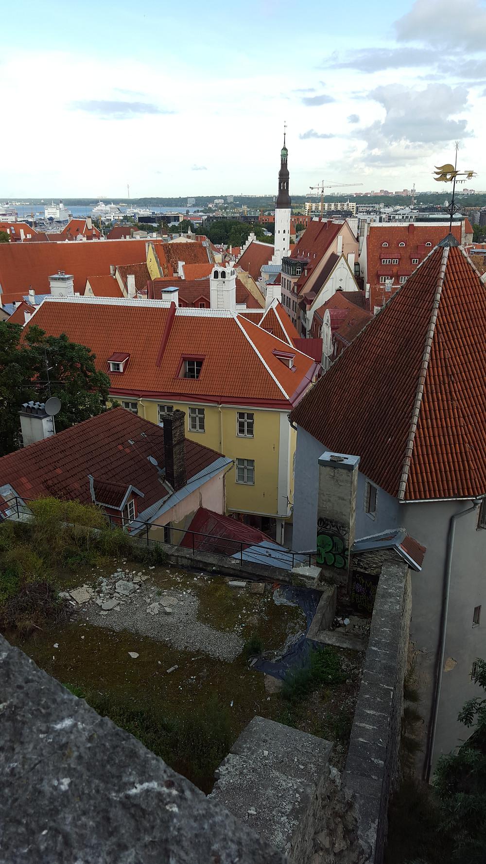 Таллин, поездка в Таллин, туры в Таллин, старый город,