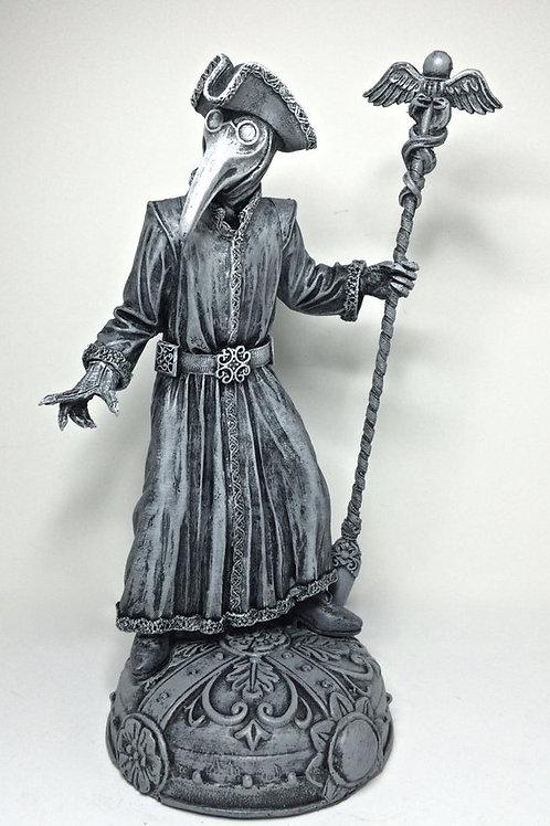 статуя,OvLGroup, статуя венецианская чума, купить статую, статуя в подарок,
