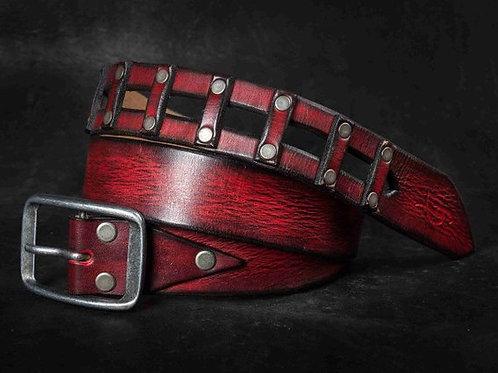кожаный ремень,авторский ремень,купить ремень,стильный кожаный ремень ,OvLGroup,