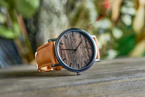 купить часы деревянные ручной работы, купить стильные мужские часы, агентство OvLGroup,