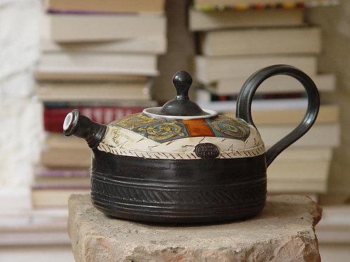 Чайник керамический | Ручная работа | Болгария