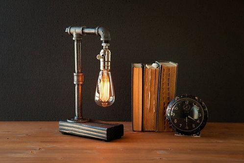 Настольная лампа в стиле стимпанк | Ручная работа | США