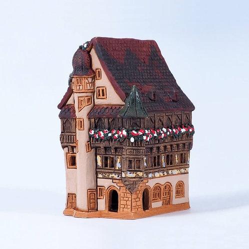 керамический домик ,OvLGroup, купить керамический  домик в подарок,