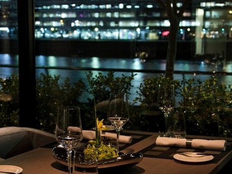 What are the three most popular gourmet restaurants according to tourists from all over the world?
