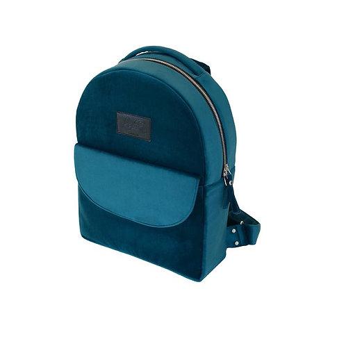 Рюкзак синий | Ручная работа | Литва
