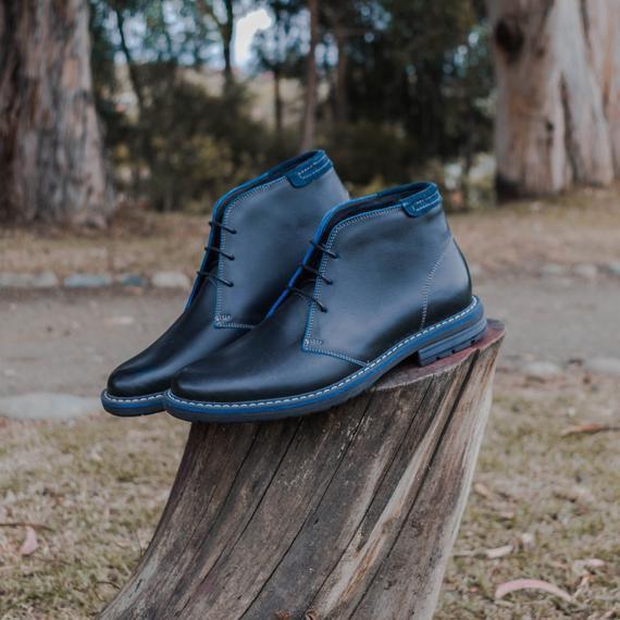 купить авторские мужские ботинки из натуральной кожи, купить ботинки из натуральной кожи,OvLGroup,