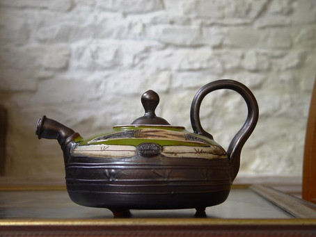 Esta cerámica del maestro es increíblemente agradable a la vista y existe el deseo de comprarl