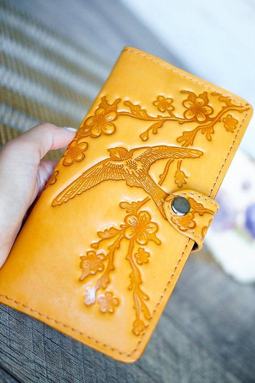 кошельки ручной работы, женский кошелёк ручной работы, купить кошелёк кожаный,OvLGroup,