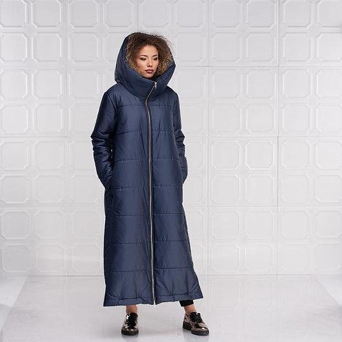 Женское зимнее пальто   Ручная работа   Болгария