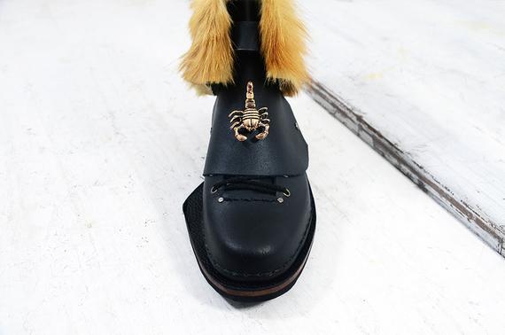 купить авторскую необычную обувь, заказать обувь у мастера, авторская модель обуви,агнтство O