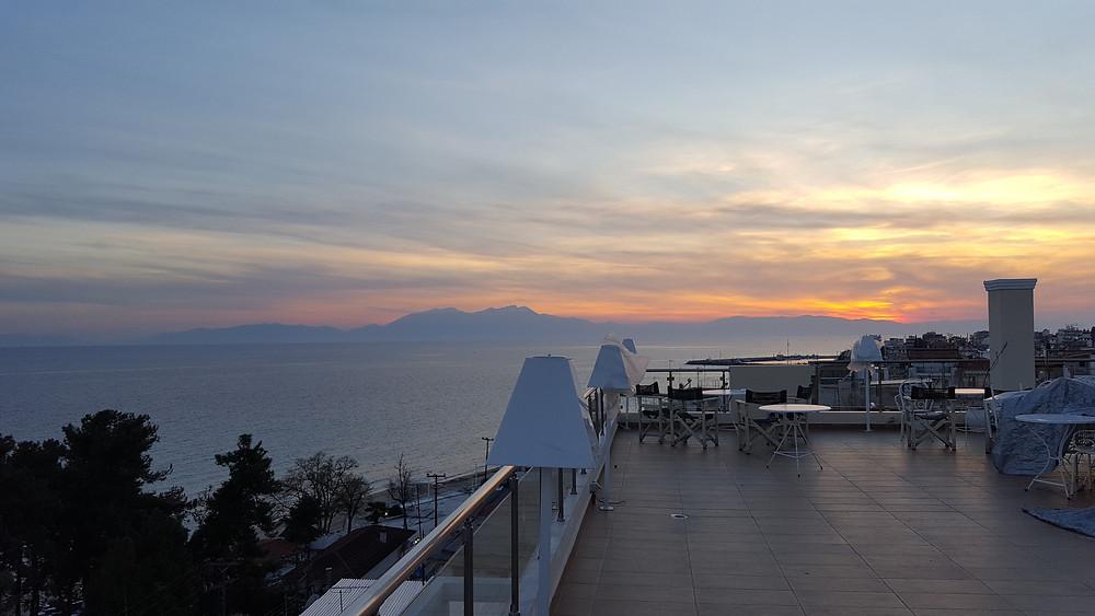 Вид на море и на Олимп,OvLGroup,