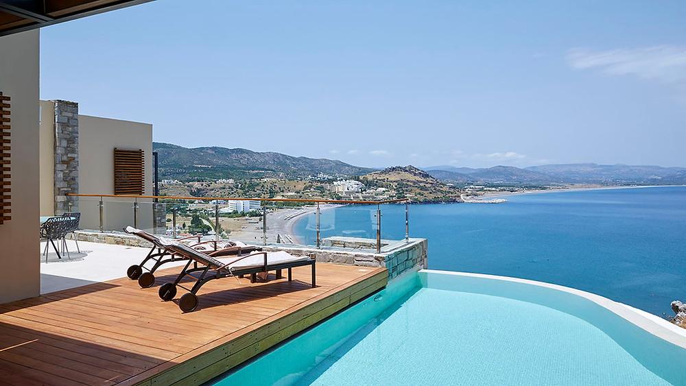 отели, лучшие отели, отлель, отдых, греция,