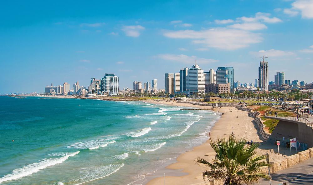 Израиль, курорты,отдых, нетания ,