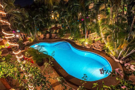 бассейн в отеле мексики,OvLGroup,