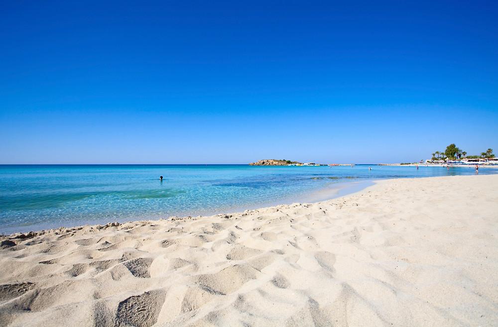 лучшие пляжи кипра, куда поехать на отдых, куда поехать на отдых, агентство OvLGroup,