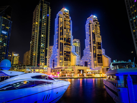 Этот удивительный отель в Дубае манит вернуться каждого, кто в нём побывал хоть раз