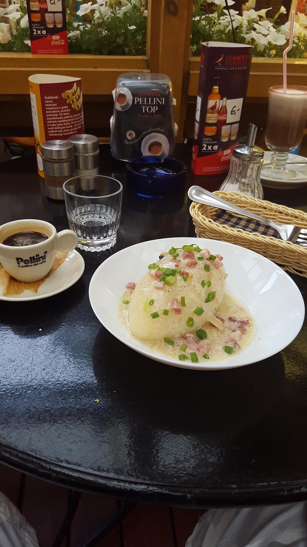 цепелины, литовская кухня, OvLGroup,