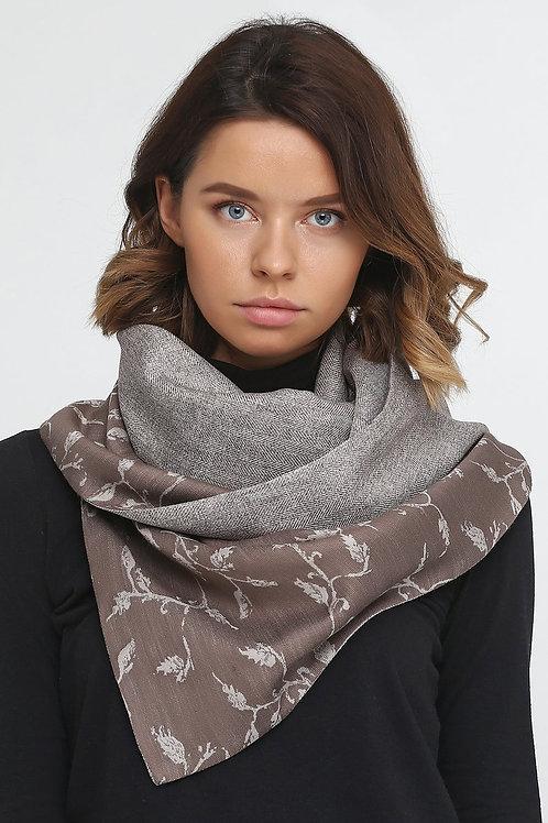 женский шарф, накидка для женщины, купить шарф накидку ручной работы, стильный женский шарф,
