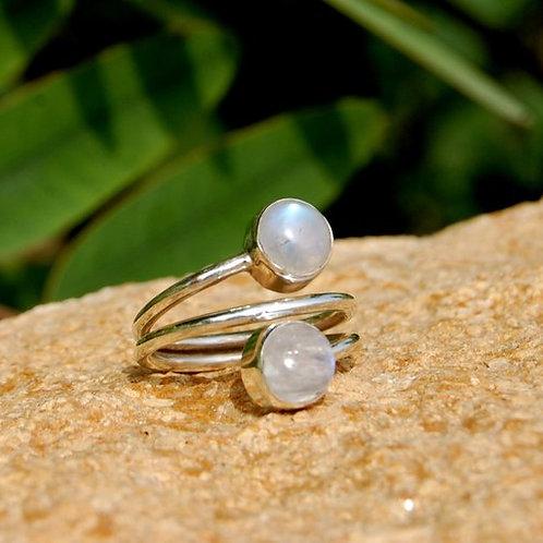 купить серебренное  кольцо с натуральным камнем ручной работы, кольцо,OvLGroup,
